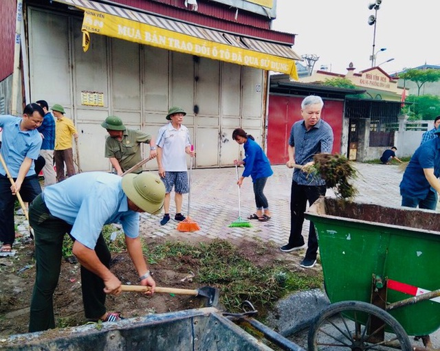 Bí thư Thành ủy Hải Dương: Bảo vệ môi trường để xây dựng thành phố xanh, hiện đại, văn minh và thân thiện - 2