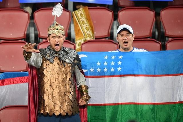 U23 Uzbekistan 5-1 U23 UAE: Chiến thắng áp đảo - 4