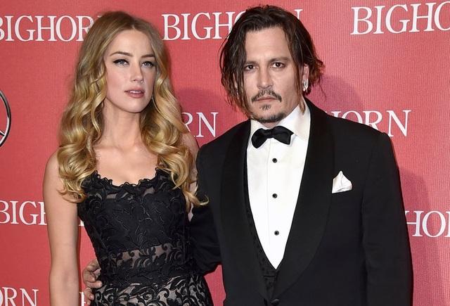 Vợ cũ Johnny Depp có bạn gái mới - 4