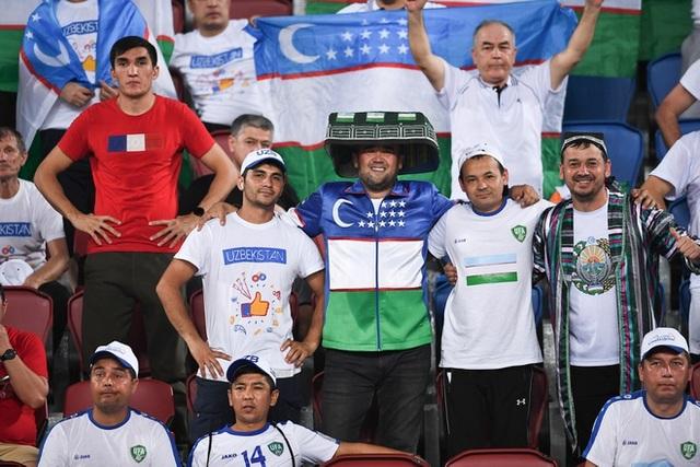U23 Uzbekistan 5-1 U23 UAE: Chiến thắng áp đảo - 3