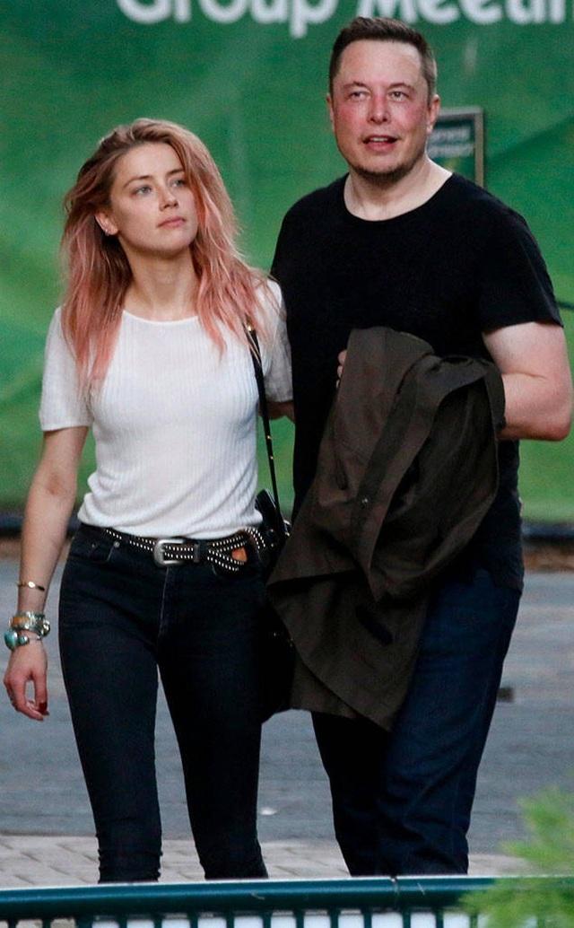 Vợ cũ Johnny Depp có bạn gái mới - 5