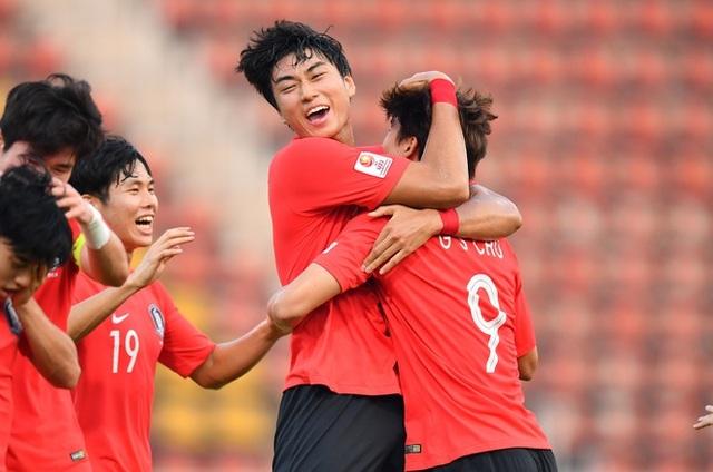 U23 Hàn Quốc 2-1 U23 Jordan: Chiến thắng nghẹt thở - 4