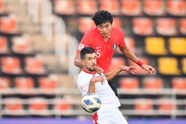 U23 Hàn Quốc 2-1 U23 Jordan: Chiến thắng nghẹt thở - 2