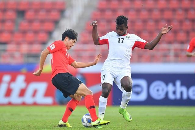 U23 Hàn Quốc 2-1 U23 Jordan: Chiến thắng nghẹt thở - 1