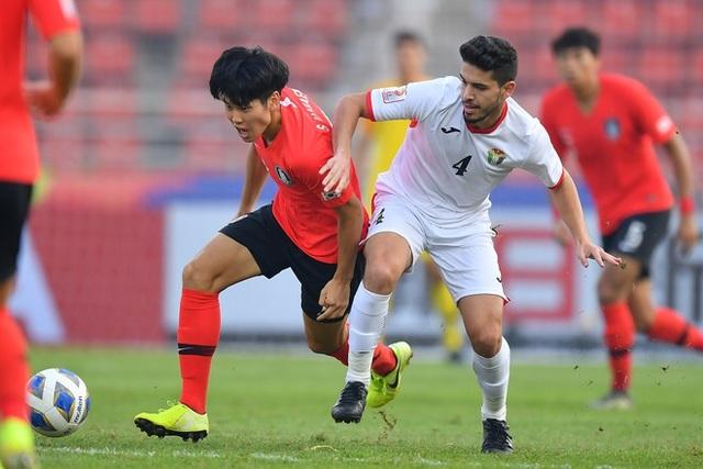 U23 Hàn Quốc 2-1 U23 Jordan: Chiến thắng nghẹt thở - 3