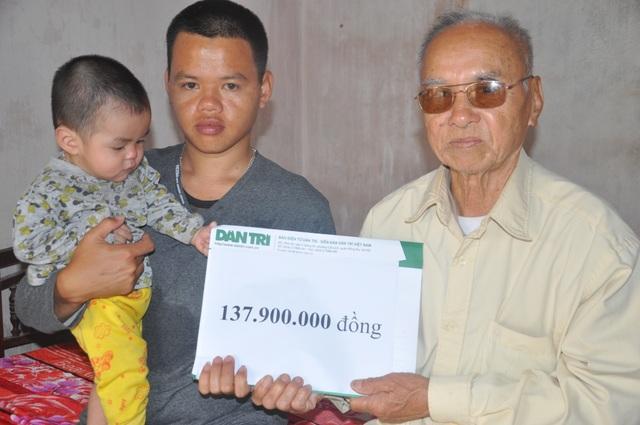 Người mẹ nghèo suy thận mơ có hộp sữa cho con được bạn đọc giúp đỡ gần 138 triệu đồng - 4