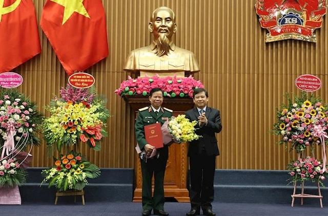 Công bố quyết định của Chủ tịch nước về công tác cán bộ - 1