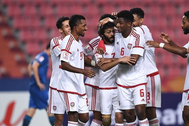 U23 Uzbekistan 5-1 U23 UAE: Chiến thắng áp đảo - 7