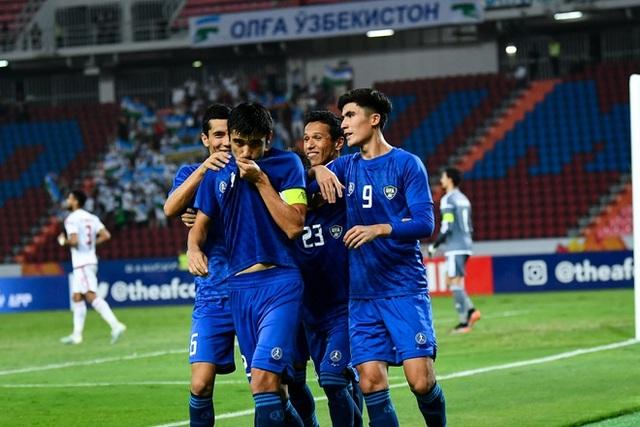U23 Uzbekistan 5-1 U23 UAE: Chiến thắng áp đảo - 5