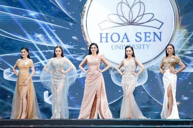 Ngắm vẻ đẹp đằm thắm của tân hoa khôi sinh viên ĐH Hoa Sen - 4