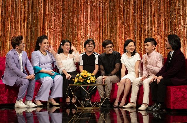 NSND Hồng Vân bật khóc khi chưa từng nói lời cảm ơn với đàn anh Thành Lộc - 6