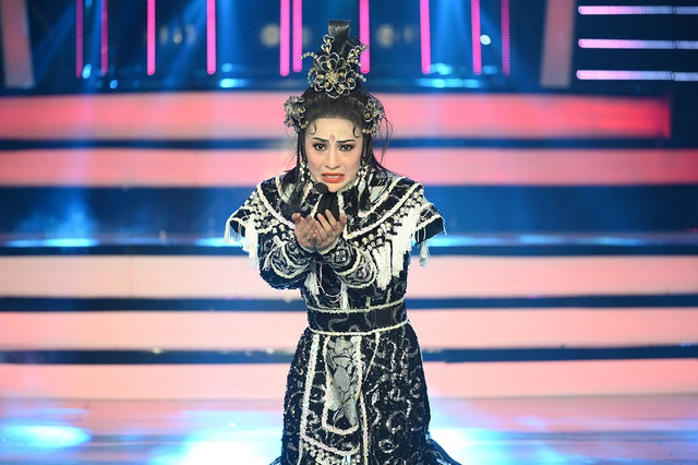 Giả giọng 4 ca sĩ, Nhật Thủy giành ngôi quán quân Gương mặt thân quen - 11