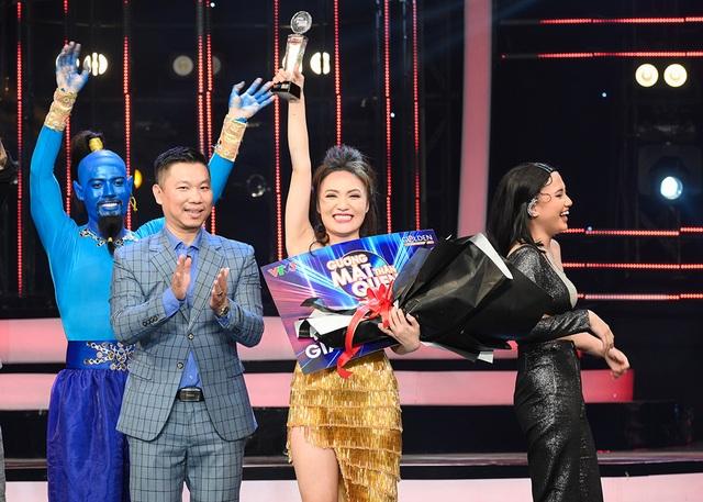 Giả giọng 4 ca sĩ, Nhật Thủy giành ngôi quán quân Gương mặt thân quen - 16
