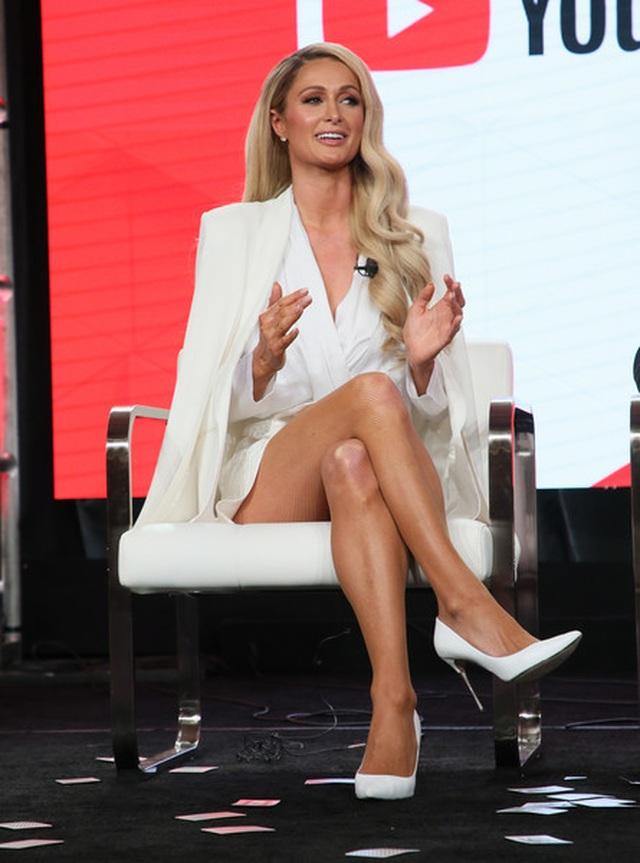 Paris Hilton trẻ trung đáng ngưỡng mộ ở tuổi 39 - 2
