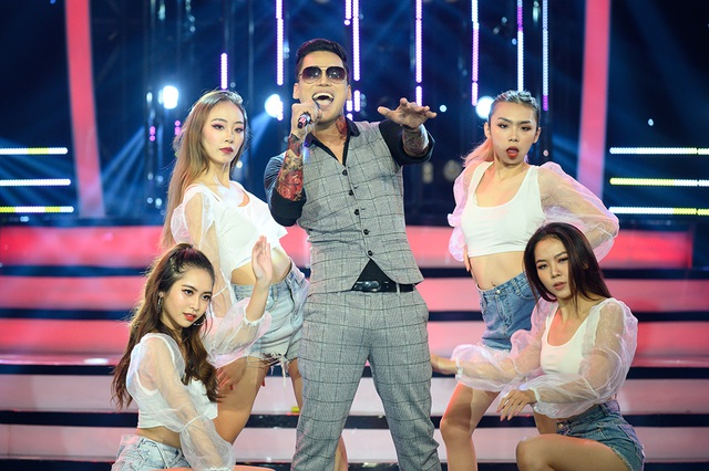 Giả giọng 4 ca sĩ, Nhật Thủy giành ngôi quán quân Gương mặt thân quen - 14