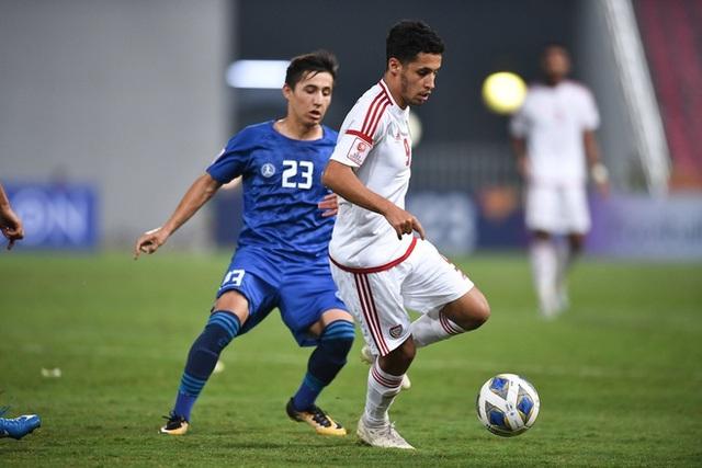 U23 Uzbekistan 5-1 U23 UAE: Chiến thắng áp đảo - 1