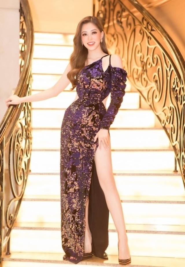 """Hà Hồ diện váy lụa là """"đọ dáng"""" cùng Thanh Hằng trên thảm đỏ - 7"""