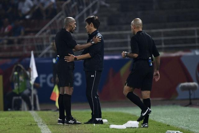 Tin Club 388: Bị loại khỏi giải U23 châu Á, Liên đoàn bóng đá Thái Lan khiếu nại trọng tài
