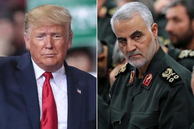 Ông Trump kể chi tiết từng giây vụ không kích tướng Iran - 1