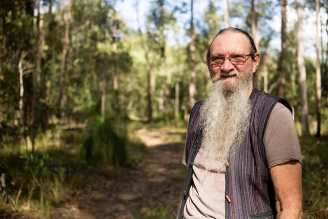 Cuộc đời người đàn ông sống ẩn dật trong rừng 10 năm vì khủng hoảng tâm lý - 1