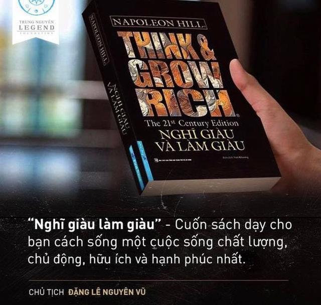 """Đơn vị nào ký hợp đồng độc quyền xuất bản """"Nghĩ giàu làm giàu"""" đầu tiên ở Việt Nam? - 1"""