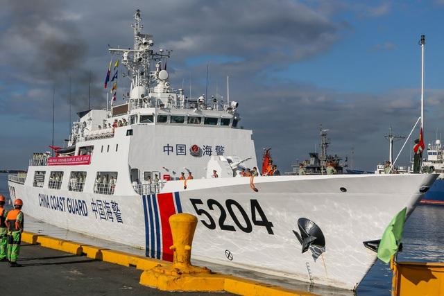 """""""Quân bài"""" tàu hải cảnh trong chiến lược quyền lực mềm của Trung Quốc tại Biển Đông - 1"""