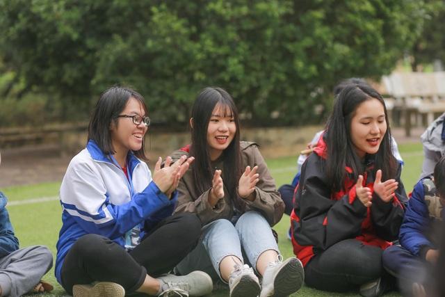 Học sinh cấp 3 chuyên Sư phạm góp Xuân ấm giúp trẻ em khó khăn - 5