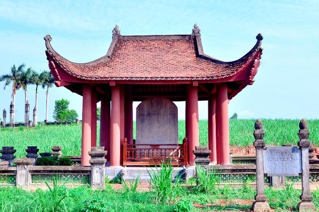 Đại Việt Lam Sơn Kính Lăng bi được công nhận là Bảo vật Quốc gia - 3