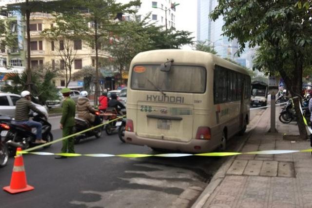 Hà Nội: Phát hiện tài xế ô tô nghi đột tử trên ghế lái ngày giáp Tết