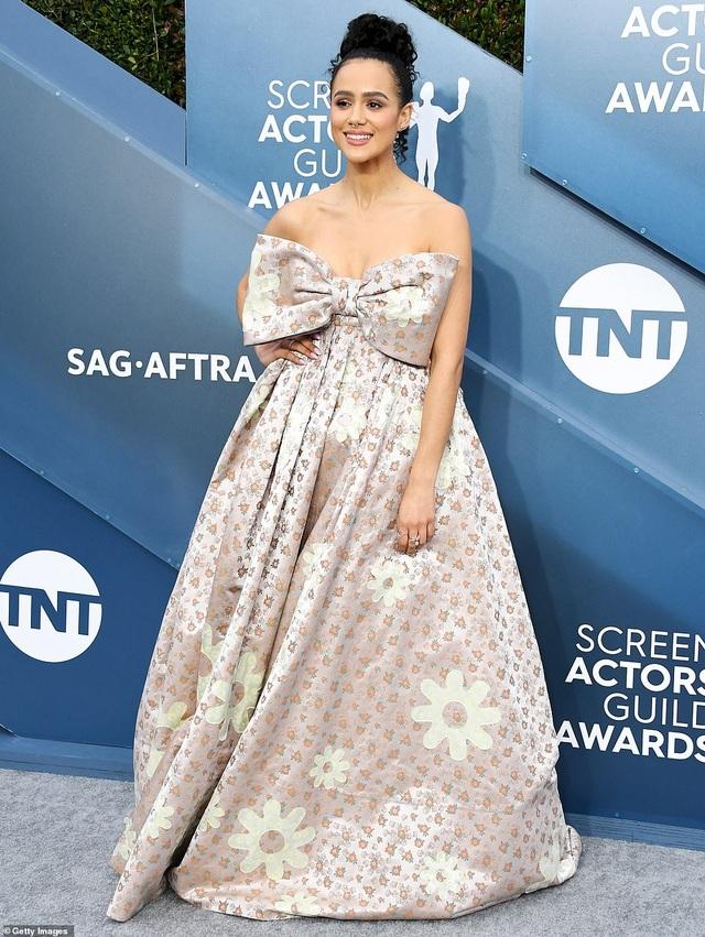 Những người đẹp bị chê mặc xấu trên thảm đỏ SAG Awards - 6