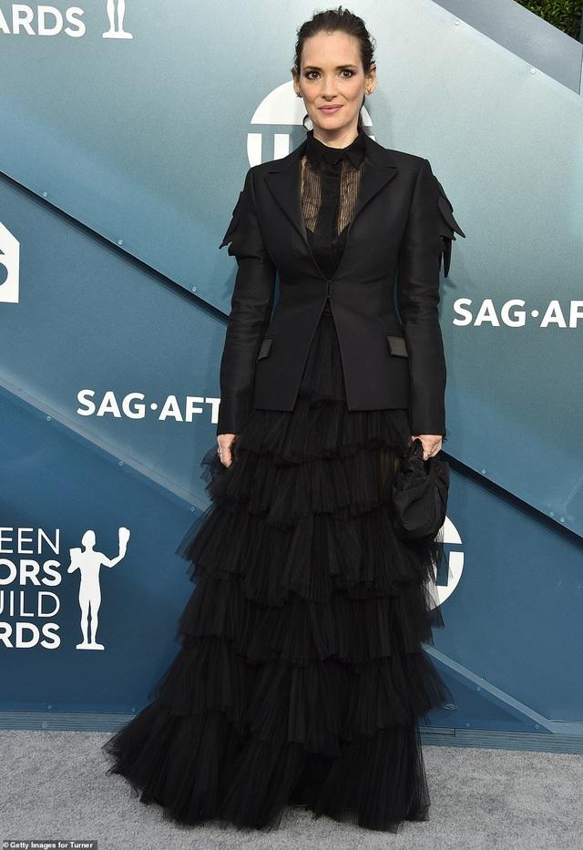 Những người đẹp bị chê mặc xấu trên thảm đỏ SAG Awards - 7