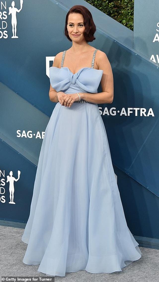 Những người đẹp bị chê mặc xấu trên thảm đỏ SAG Awards - 11