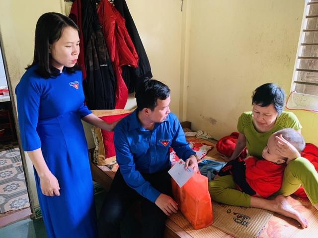 Tuổi trẻ Quảng Trị mang Tết đến với hơn 1.900 thiếu nhi có hoàn cảnh đặc biệt khó khăn - 3