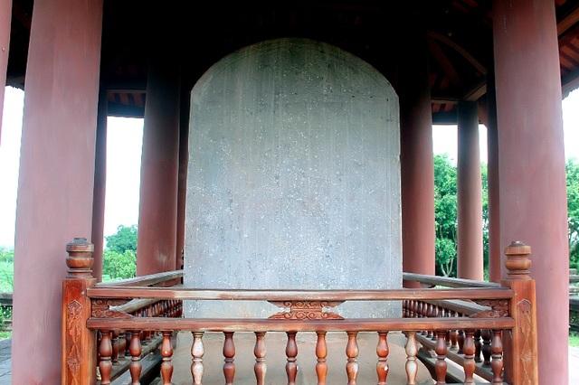 Đại Việt Lam Sơn Kính Lăng bi được công nhận là Bảo vật Quốc gia - 2