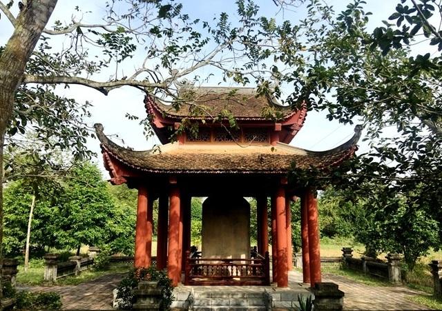Đại Việt Lam Sơn Kính Lăng bi được công nhận là Bảo vật Quốc gia - 5