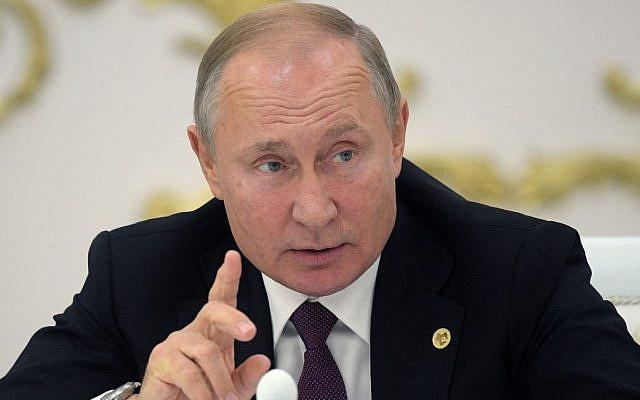Tổng thống Putin bất ngờ miễn nhiệm tổng công tố viên - 1