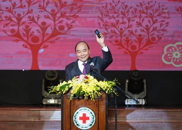 """Thủ tướng phát động Tết vì người nghèo: """"Hãy trao đi yêu thương để nhận về hạnh phúc"""" - 1"""