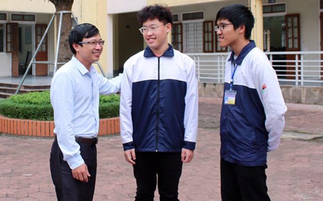 Mong ước của cậu học trò 3 năm liền đoạt giải quốc gia môn tiếng Anh - 3
