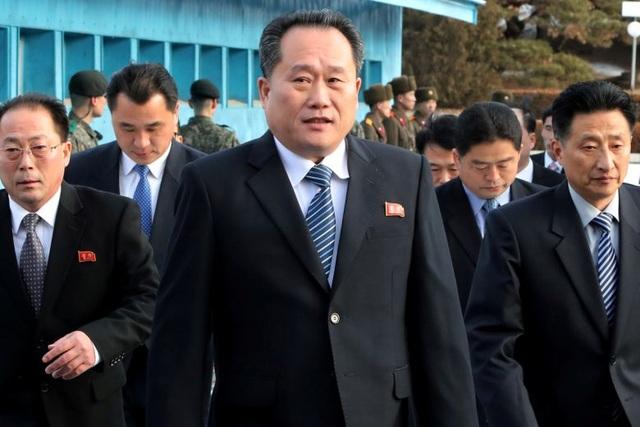 Lộ diện nhân vật có thể là ngoại trưởng mới của Triều Tiên - 1