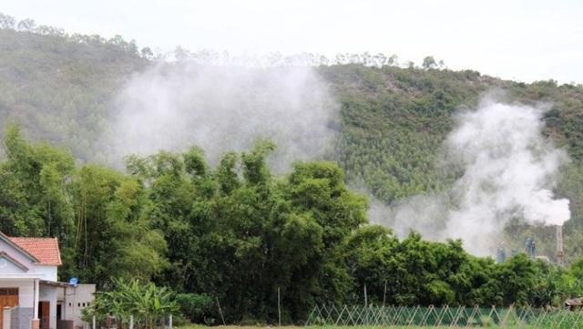 Xử phạt doanh nghiệp nổ mìn phá núi vượt quá độ sâu cho phép tại Bình Định - 2