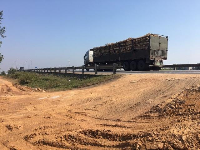 Đề nghị đóng điểm đấu nối Quốc lộ 1 vào dự án gần 82 tỷ đe dọa an toàn giao thông - 1