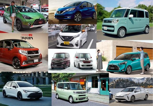 Top 10 thương hiệu bán nhiều xe nhất thế giới năm 2019 - 2