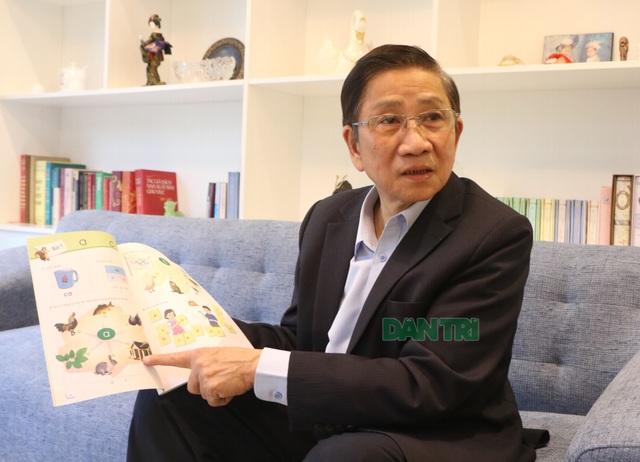 """GS Nguyễn Minh Thuyết: """"Nhiều đêm tôi và anh em không ngủ được vì áp lực"""" - 3"""