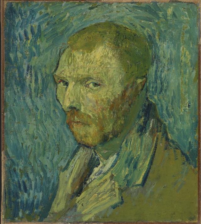 Hội họa thế giới bất ngờ đón nhận thêm một bức chân dung tự họa của Van Gogh - 1