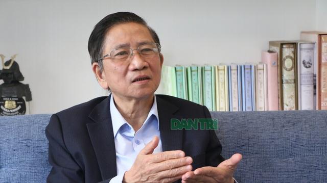 """GS Nguyễn Minh Thuyết: """"Nhiều đêm tôi và anh em không ngủ được vì áp lực"""" - 2"""