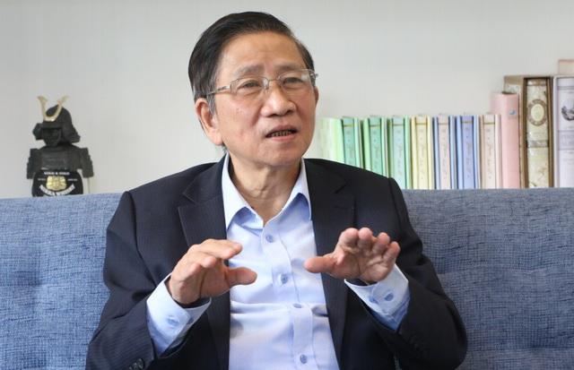 GS Nguyễn Minh Thuyết: Sẽ điều chỉnh những gì chưa phù hợp SGK tiếng Việt 1 - 1