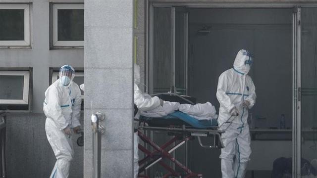 """Nỗi lo viêm phổi lạ bùng phát giữa lúc """"biển người"""" Trung Quốc di dân ăn Tết - 1"""