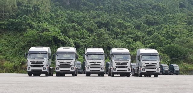 Xe tải IVECO-Hongyan - Lựa chọn mới trên thị trường Việt Nam - 2
