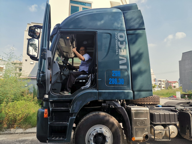 Xe tải IVECO-Hongyan - Lựa chọn mới trên thị trường Việt Nam - 4
