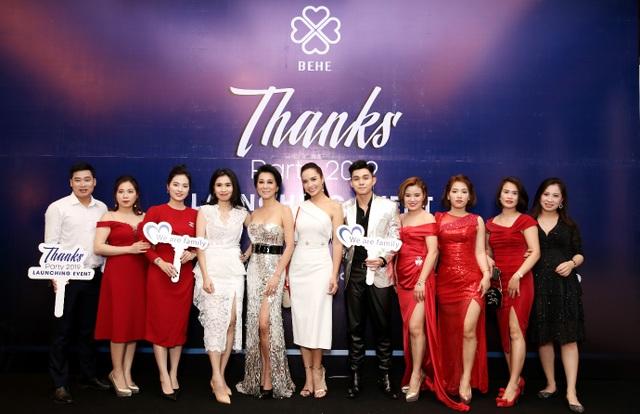 BEHE Việt Nam công bố MC Nguyễn Cao Kỳ Duyên trở thành đại sứ thương hiệu HEBORA - 1